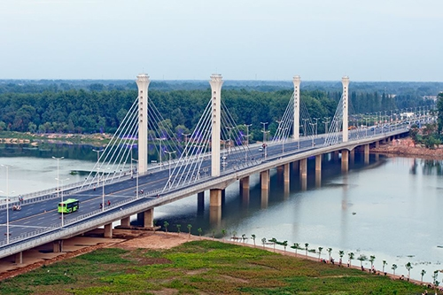 正安县北郊湖水库工程